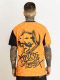 Amstaff Tričko Klixx Oranžové