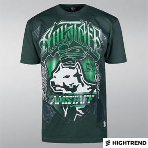 Amstaff Tričko Zillus Zelené