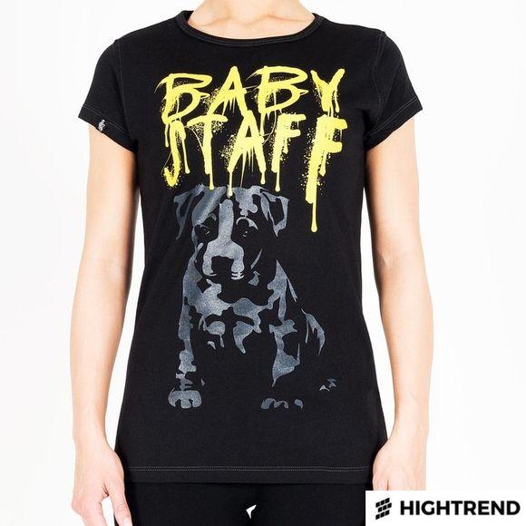 Babystaff Tričko Delsa Čierne