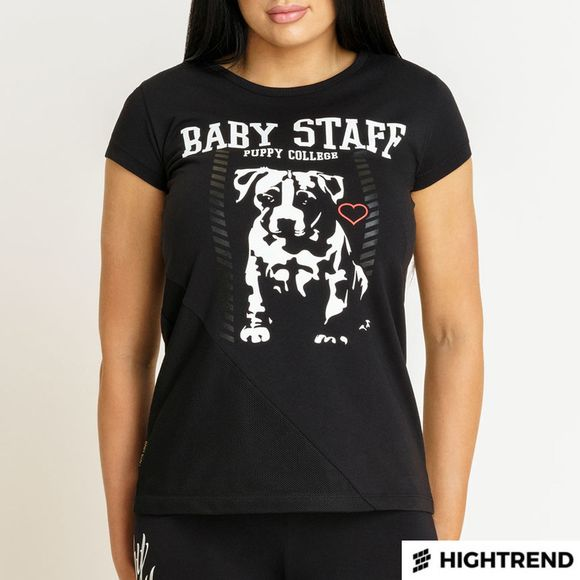 Babystaff Tričko Felba Čierne